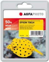 CARTUCCIA GIALLO PER C/EPSON T0614 17 ML