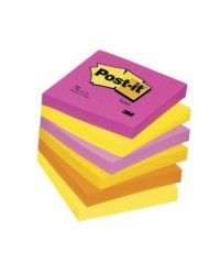 POST IT 3M 654N 76X76 NEON COLORI ASSORTITI