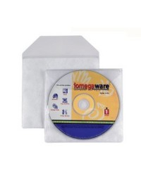 BUSTA IN PLASTICA FAVORIT 01931901/100460144 PORTA CD CON PATELLA