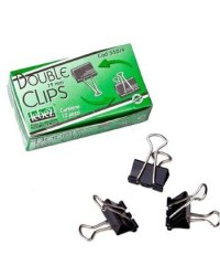 MOLLA DOUBLE CLIPS LEBEZ 510/4 MM19