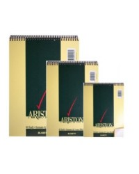 BLOCCO NOTES BLASETTI ARISTON SPIRALATO 8X12