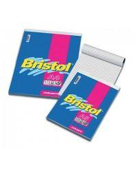 BLOCCO NOTES BLASETTI BRISTOL 8X12 70 FF.