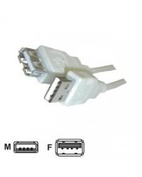 CAVO USB 180CM A/A M/F (PROLUNGA)