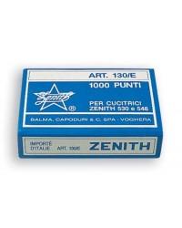 PUNTI PER CUCITRICE ZENITH ART. 130/E DA 1000 PZ