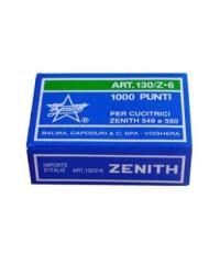 PUNTI PER CUCITRICE ZENITH ART. 130/Z DA 1000 PZ